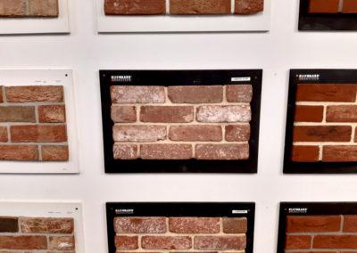 Gros oeuvre briques - Matérieux foret Wanze